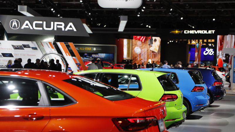 Detroit Auto Show makes an official, permanent move to Fall