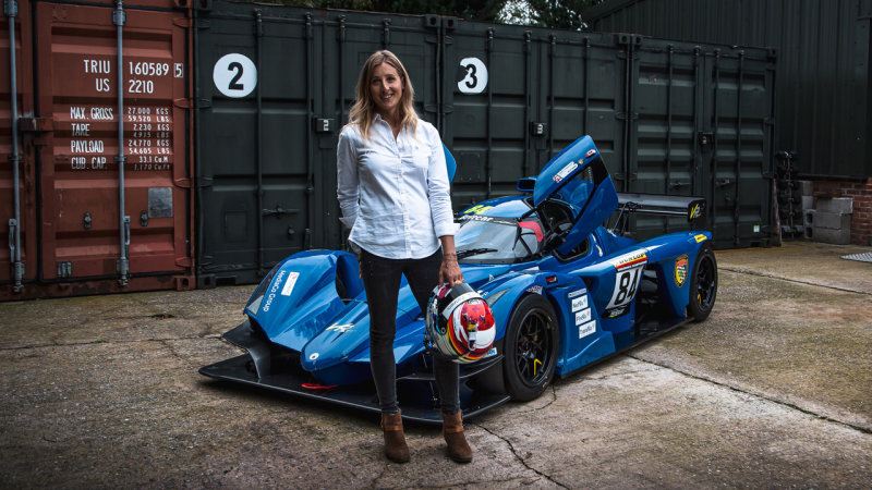 Charlie Martin is first transgender racer competing in Nurburgring 24 Hours