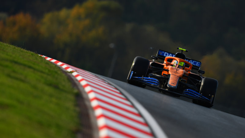 Lando Norris says F1 needs to be more open about mental health