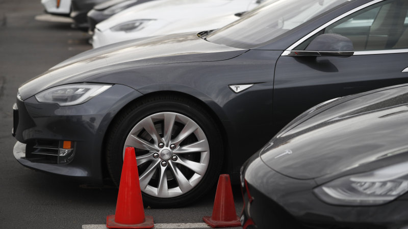 NHTSA opens investigation into Tesla suspension failures
